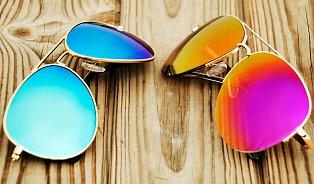 Výběr slunečních brýlí: Za stovku, nebo za tisíce? Hledali jsmerozdíl