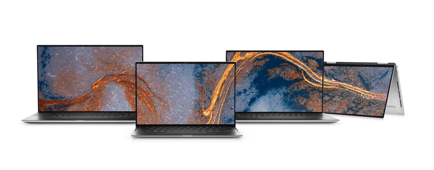 Dell XPS 15 a 17