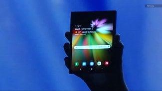 Root.cz: Samsung předvedl skládací tablet/mobil
