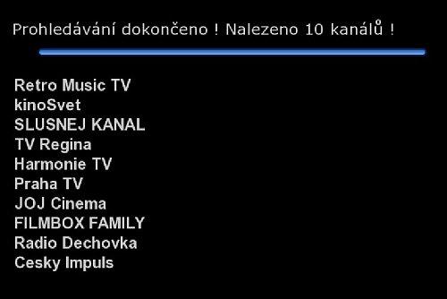 Obsah Regionální sítě 4 pro Prahu a střední Čechy k 11. listopadu 2015