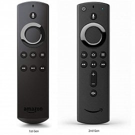 Srovnání dálkových ovladačů 1. a 2. generace