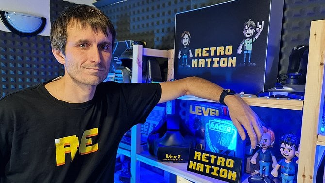 [článek] Pavel Dobrovský (Retro Nation): Retro začíná patnáct let starou hrou. Porosteme stím, jak hráči stárnou