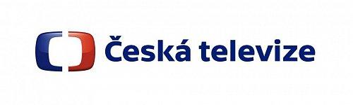 Plastická podoba loga České televize.