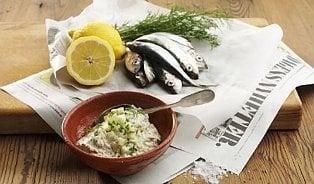 Vitalia.cz: Nejoblíbenější ryba vČesku? Ta vrybím salátu
