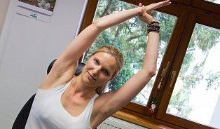 Jóga do kanceláře: nejen pro jogíny