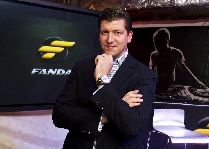 TV Nova představila svůj pátý kanál Fanda - 10. července 2012
