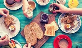 3dietologové: jejich nejoblíbenější snídaně a co by si naopak nikdynedali