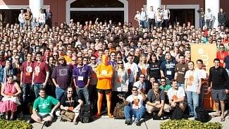 Canonical Ubuntu zaměstnanci