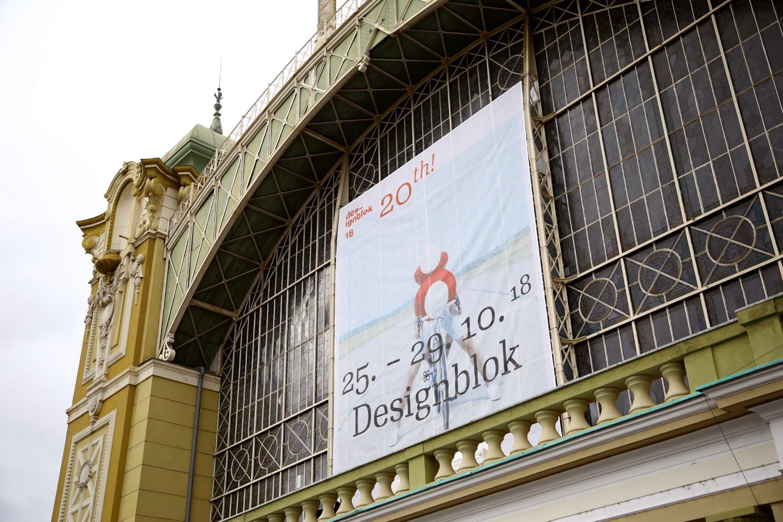 Co nabízí 20. ročník výstavy Designblok 2018?