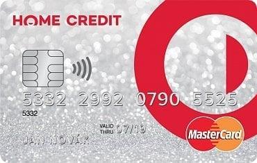 Šikovná karta Home Credit