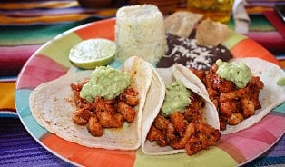 Mexická kuchyň není tak pálivá, jak se traduje
