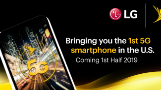 LG Sprint 5G