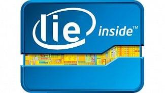 Lie inside