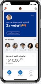 Převod měn přes PayPal