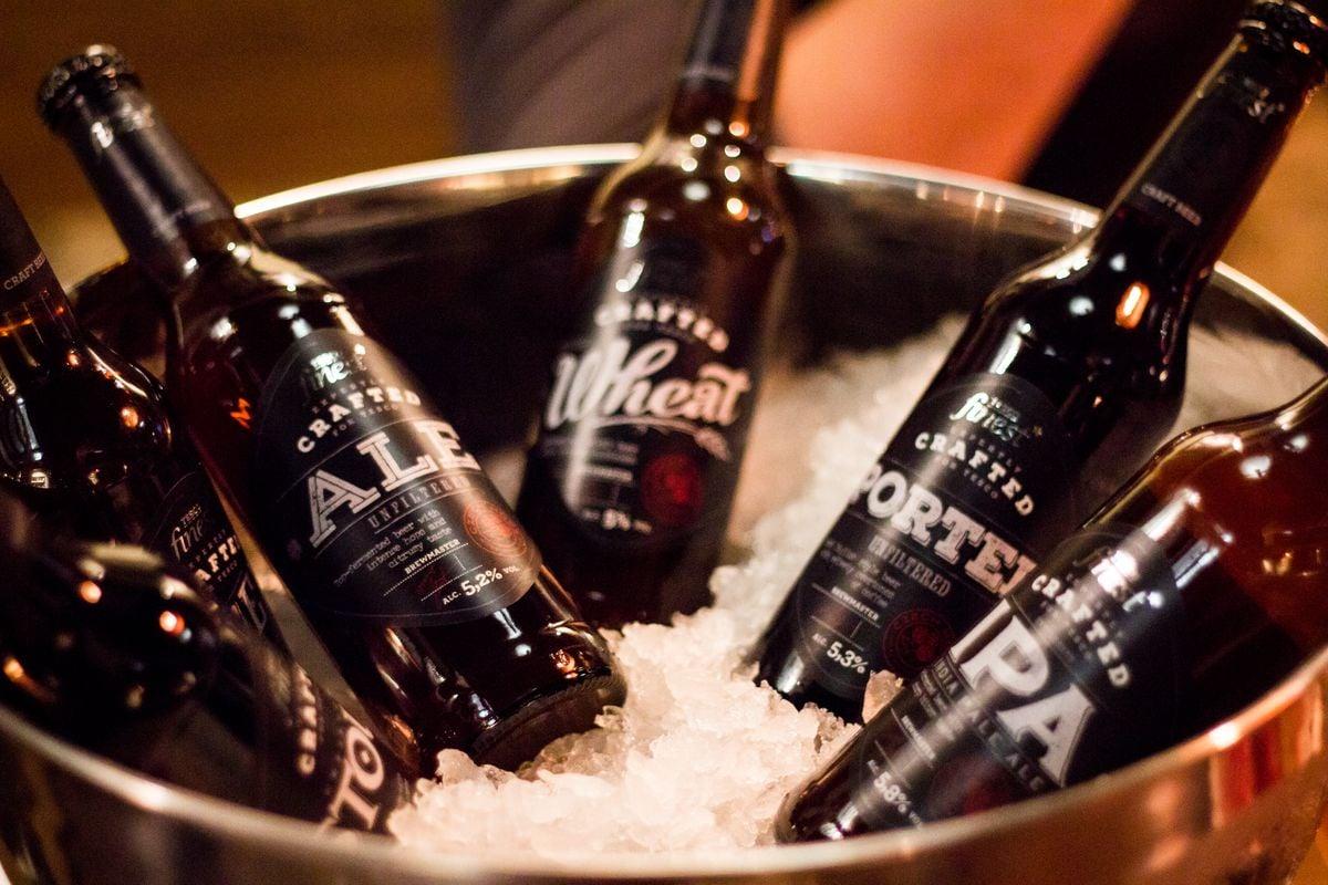 Řemeslná piva pod značkou Tesco Finest