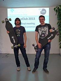 Vítězové jarního eClubu 2013