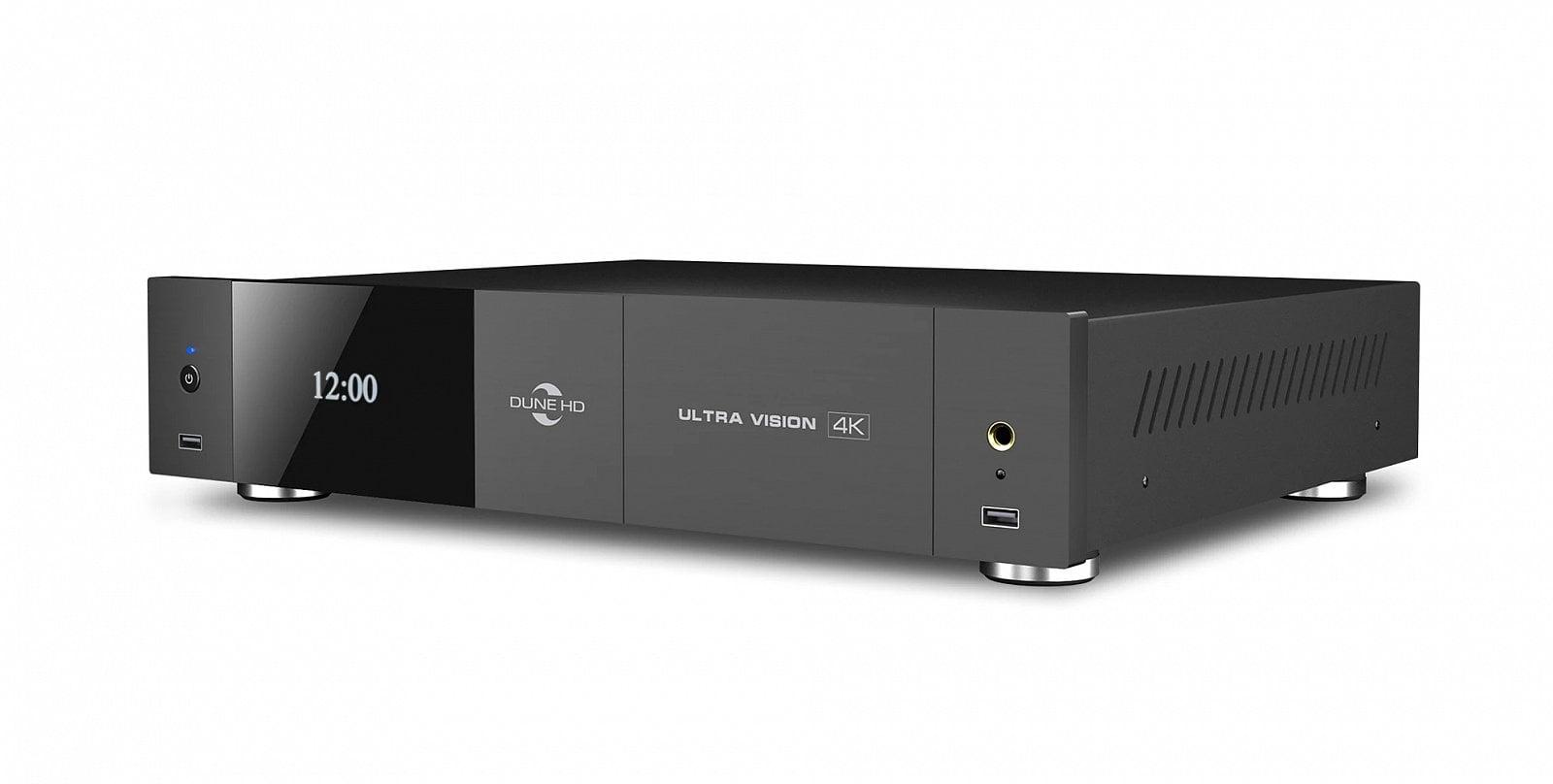 Dune HD Ultra Vision 4K a jeho srovnání s modelem Max Vision 4K