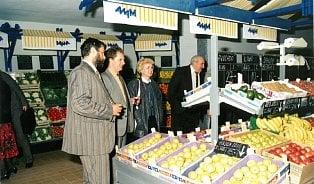První supermarket vČR otevřel před pětadvaceti lety. Jmenoval seMana