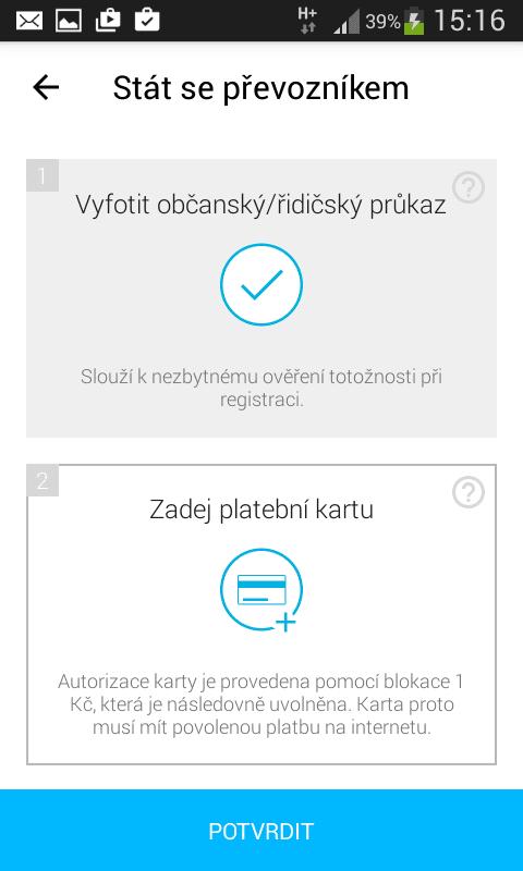 Zavezu.cz - jak se stát převozníkem