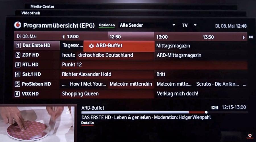 Fritz!Box 7490 - nahrávání
