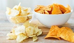 Vitalia.cz: Test chipsů: mastné a nejškodlivější