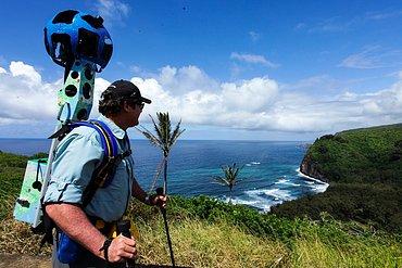 Snímkování na Havaji