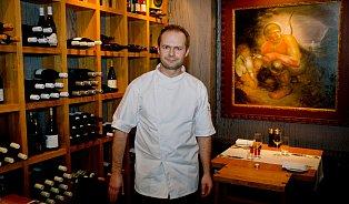Kvalitní vývar vařím dva dny, říká majitel francouzské restaurace
