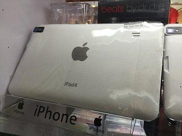 Je libo nový iPad?