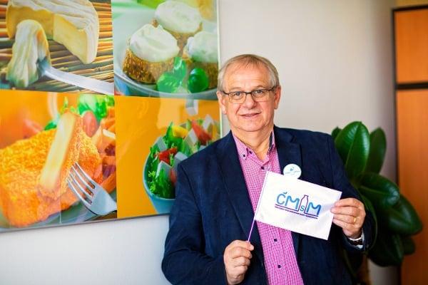 Jiří Kopáček působí v Českomoravském mlékárenském svazu od roku 1993, od roku 2010 je jeho předsedou