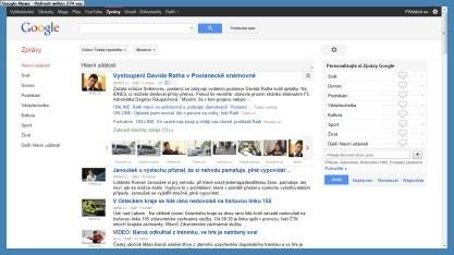 iKiosk zobrazuje stránky jako v informačních kioscích