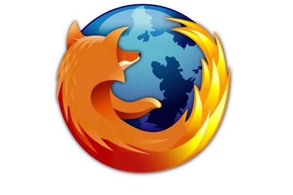 Firefox logo 1.0 - 3.0