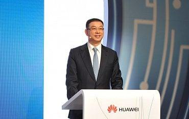 William Xu, člen nejvyššího vedení Huawei.