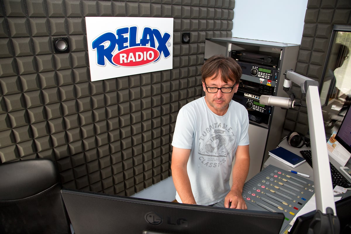 Začínal u pípy, teď vlastní regionální privátní rádio