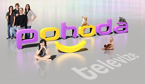 Nové logo televize Pohoda používané od konce května 2012.