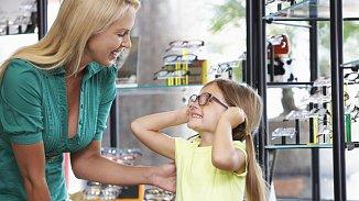 Brýle pro děti: nechte je vybírat