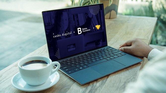 [aktualita] Česko.Digital získalo 4 miliony od Bakala Foundation, mimo jiné na digitalizaci školství