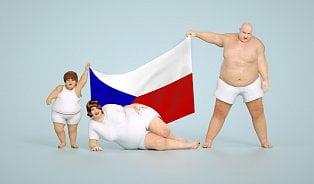 Obezita udětí: na vině jsou špatné stravovací návyky celérodiny