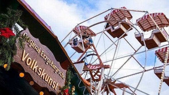 Jedny znejstarších a nejhezčích vánočních trhů vEvropě? Zavítejte do Drážďan