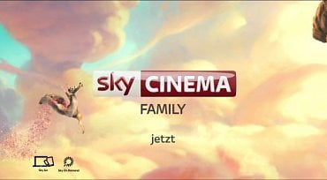 Sky Cinema Family.