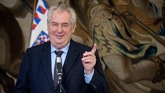 Podnikatel.cz: Zeman chce zrušit části Lex Babiš
