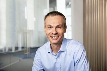 Nový výkonný ředitel společnosti Bankovní identita Marek Růžička.
