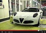 VIDEO: Takhle se vyrábí Alfa Romeo 4C