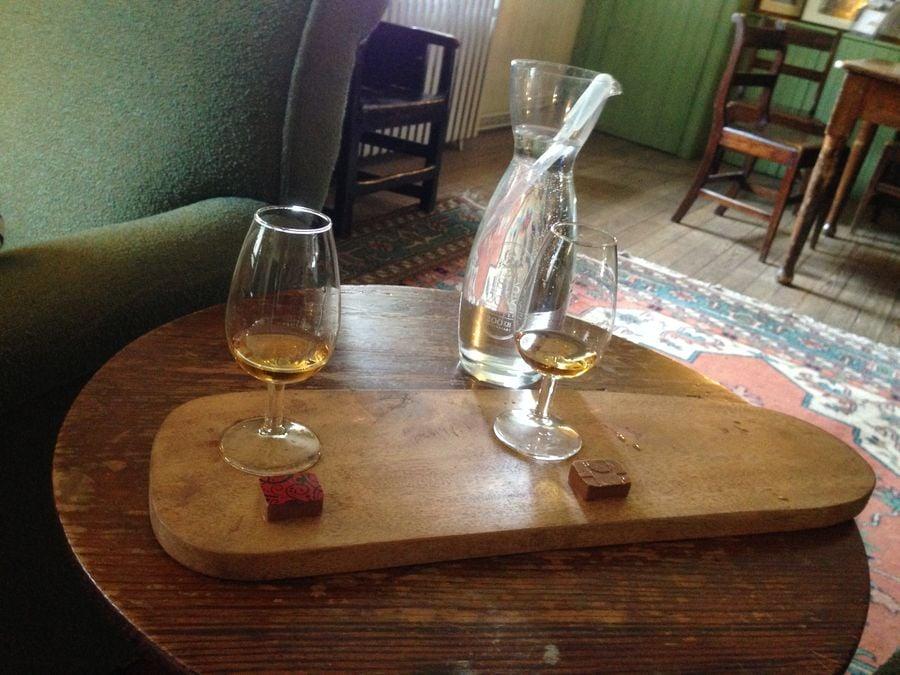 Kde se rodí skotská whisky