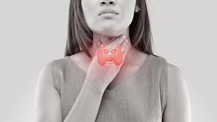 Vitalia.cz: Štítná žláza: tloustnutí, hubnutí ibolest na krku