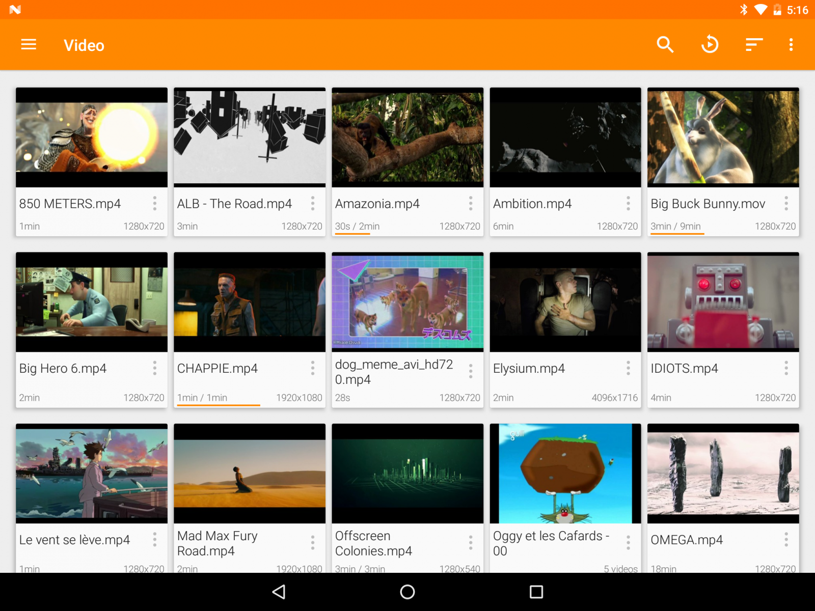 VLC 2.0 pro Android