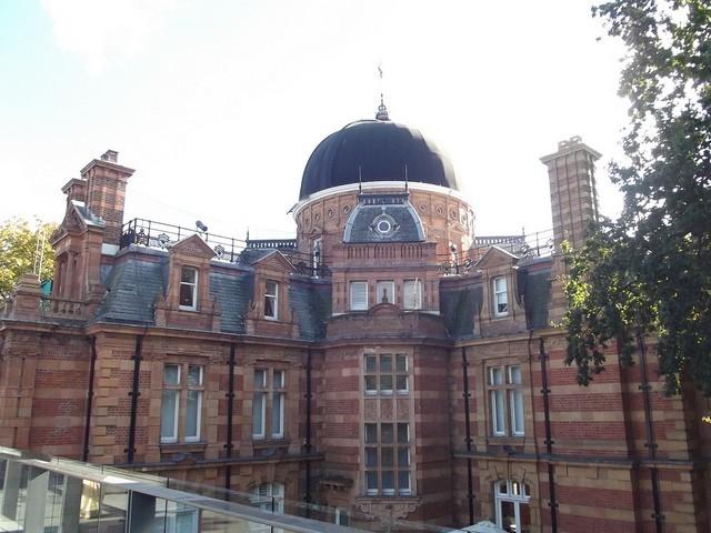 Greenwich Královská observatoř