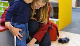 Dětské botičky - špatná volba ovlivní způsob chůze na celý život