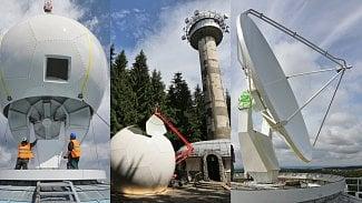 Root.cz: Projděte se po radaru, který měří srážky nad Českem