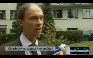 Advokát Ondřej Bultas: Podáváme žalobu na ochranu osobnosti. Chceme omluvu a náhradu nemajetkové újmy