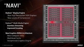 AMD Navi 10 / RDNA prezentace